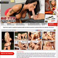 Big Tits In Sports Adult Site Review