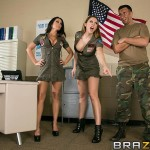 Big Tits in Uniform Image 4